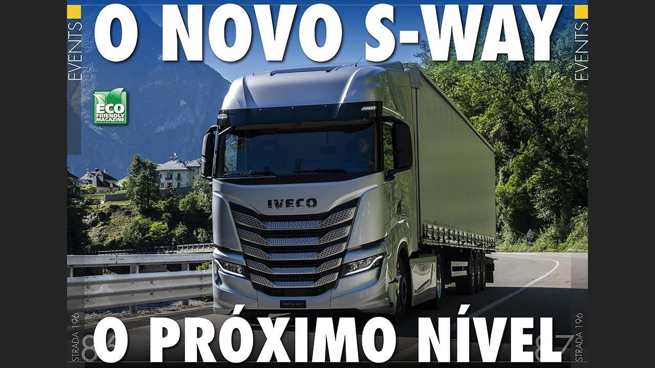 NOVO IVECO S-WAY